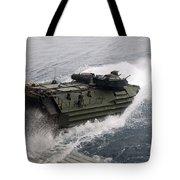N Amphibious Assault Vehicle Departs Tote Bag
