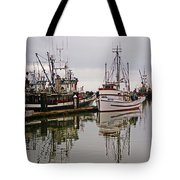 Nafco Fishing Boat Tote Bag