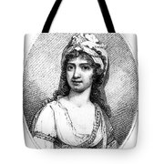 Nancy Storace (1765-1817) Tote Bag