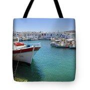 Naoussa - Paros Tote Bag