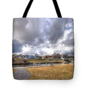 Napanee Harbour Or Free Docking With Hydro - Transients Only Tote Bag