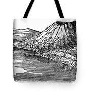 Naples: Monte Nuovo, 1887 Tote Bag