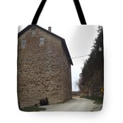 Narrow Dirt Road Tote Bag