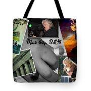 Nashville Postcard Tote Bag
