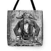 Nast: April Fools Day Tote Bag