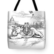 Nast: Blaine Cartoon, 1884 Tote Bag