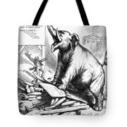 Nast: Tweed Cartoon, 1875 Tote Bag