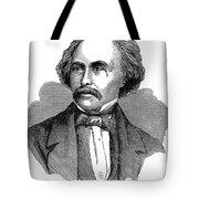 Nathaniel Hawhtorne Tote Bag