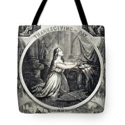 National Thanksgiving Tote Bag