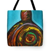Native Abstract Tote Bag