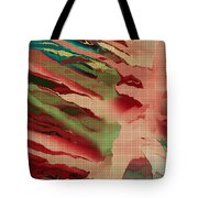 Native Abstract Weave Tote Bag