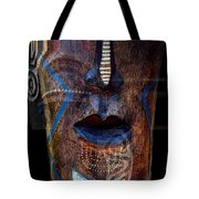Native Africa 3 Tote Bag