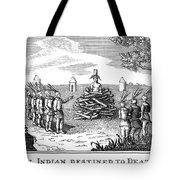 Native American Punishment Tote Bag