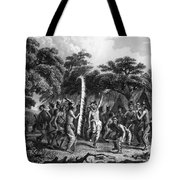 Native Americans: Dance Tote Bag