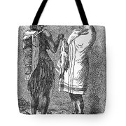Native Americans: Flatheads Tote Bag