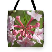 Native Azalea Tote Bag