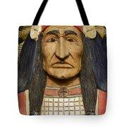 Native Chief Tote Bag