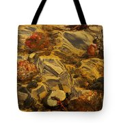 Natural Abstract Tote Bag