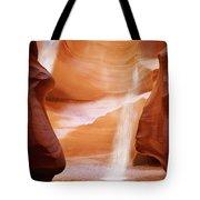Natural Beauty At Its Finest - Antelope Canyon Arizona Tote Bag by Christine Till