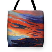 Natural Light Tote Bag by Catherine Twomey