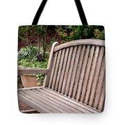 Natural Wood Tote Bag