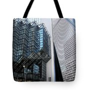 Naturally Abstract Tote Bag