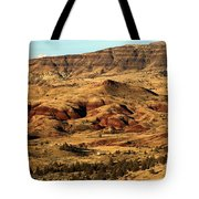 Naturally Painted Hills Tote Bag