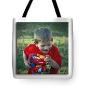 Nature Discovery Tote Bag