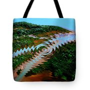 Nature Joy Year 3010 Tote Bag