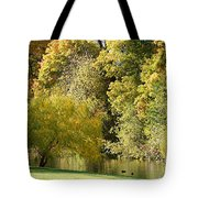 Nature Of The Fall Tote Bag