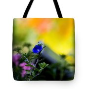 Nature Splash Tote Bag