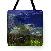 Nature's Child Tote Bag