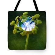 Nature's Diamond Ring Tote Bag