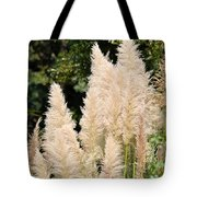 Nature's Feather Dusters Tote Bag