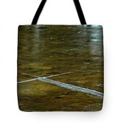 Natures Ice Cross Michigan Tote Bag