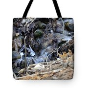 Natures Ice Maker Tote Bag