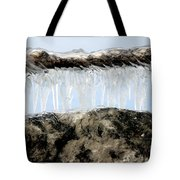 Natures Ice Sculptures 6 Tote Bag