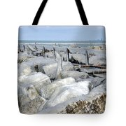 Natures Ice Sculptures 9 Tote Bag