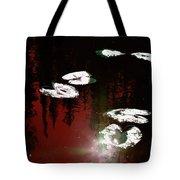 Nature's Pad Tote Bag