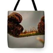 Nature's Red Carpet Unfurling Tote Bag