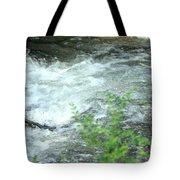 Nature's Vortex Tote Bag