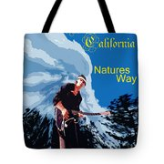Natures Way 5 Tote Bag