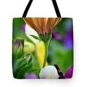 Natures Yoga Tote Bag