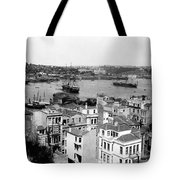 Naval Arsenal And The Golden Horn - Ottoman Empire - Turkey Tote Bag