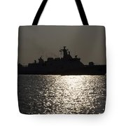 Naval Joint Operations V7 Tote Bag