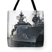 Naval Joint Ops V2 Tote Bag