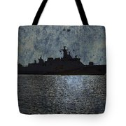 Naval Joint Ops V3 Tote Bag