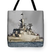 Naval Joint Ops V8 Tote Bag