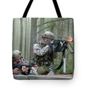 Naval Reservists And Active Duty Tote Bag