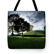 Navan Fort, Co Armagh, Ireland Tote Bag by The Irish Image Collection
